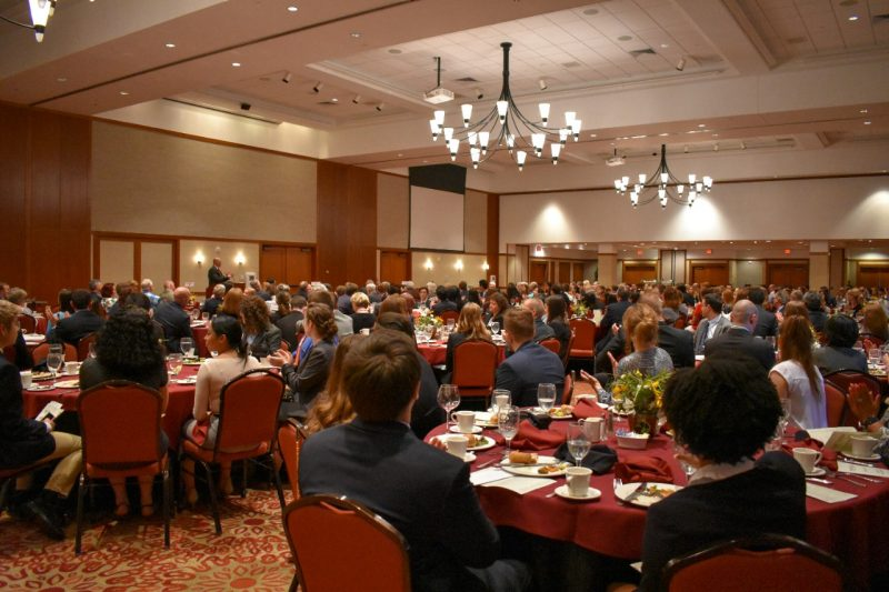 ACIS Awards over $370,000 in Scholarships at 2019 Awards Banquet