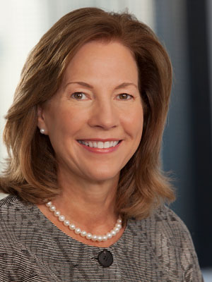 Lynne Doughtie, '85, Chairman and CEO, KPMG