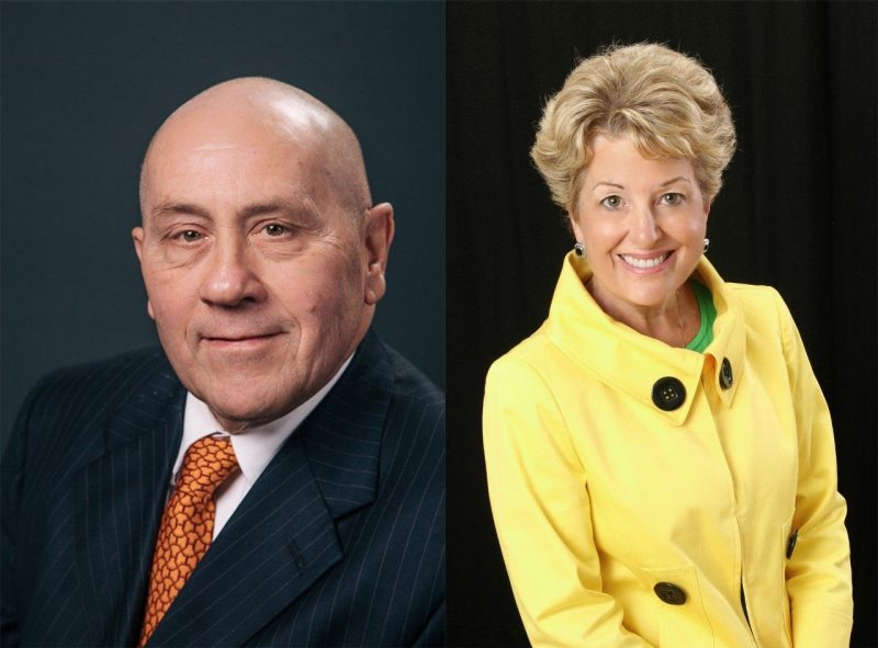 James Hatch, Mary Nolen Blackwood to be recognized for distinguished service to Virginia Tech