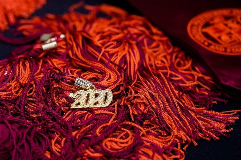May commencement ceremonies to move online; senior celebration in Lane Stadium planned for September